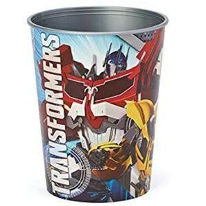 Transformers Reusable Keepsake Souvenir Cup